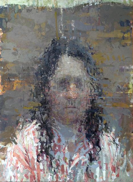 Ann Gale, 'Self Portrait', 2015, Dolby Chadwick Gallery