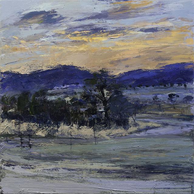 Laura Matthews, 'Orange', 2020, Painting, Oil on linen, Nanda\Hobbs