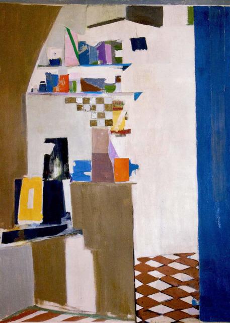 , 'Blue Kitchen,' 1969, Reynolds Gallery