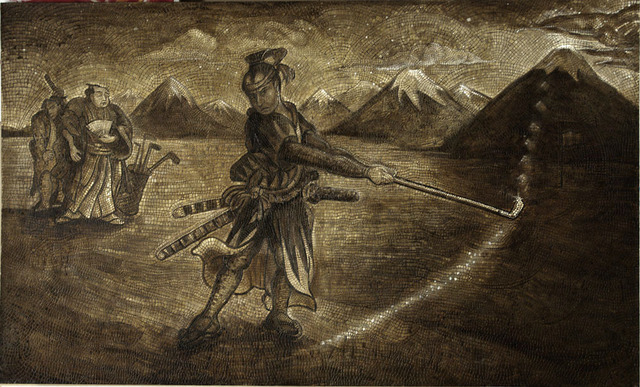 , 'Samurai III,' 2007, Frolov Gallery