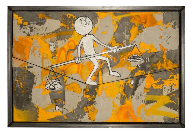 , 'Balancing Act,' 2018, Markowicz Fine Art
