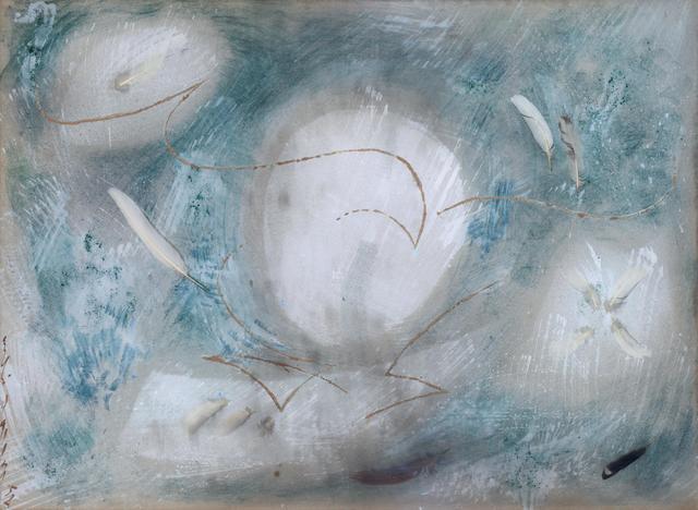 , 'Eclosion VI,' 1958, Galeria Marc Domenech