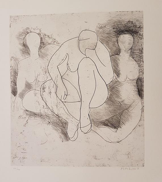 , 'Composizione ,' 1950, Wallector