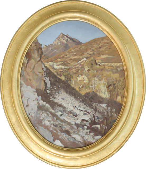 , 'Spirit Mountain P . M,' 1991, ShanghART