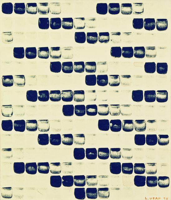 , 'From Point 始於點 No.780211 ,' 1978, Kukje Gallery