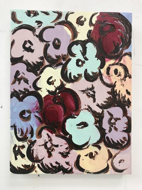 Delphine Hennelly, 'Poo-Poo-Pi-Do', 2018, Galerie Lisa Kandlhofer