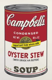 Oyster Stew, from Campbell's Soup II