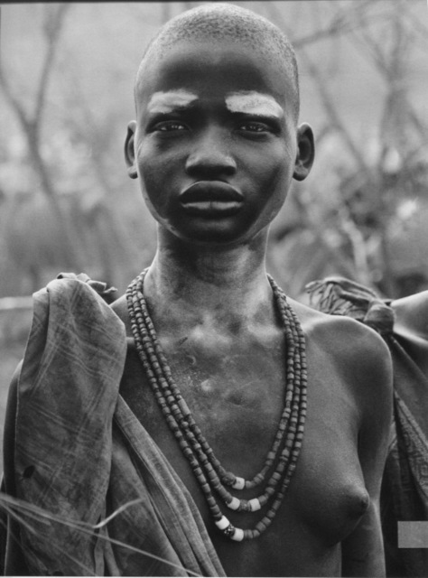 , 'In a cattle camp at Kolkuei, Southern Sudan,' 2006, Yancey Richardson Gallery