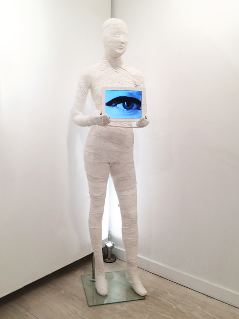 , 'WE ARE WATCHING (YOU),' 2016-2018, The Untitled Space