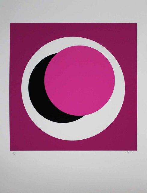 Geneviève Claisse, 'Pale Pink Circle (Cercle rose pale)', 2015, Cerbera Gallery