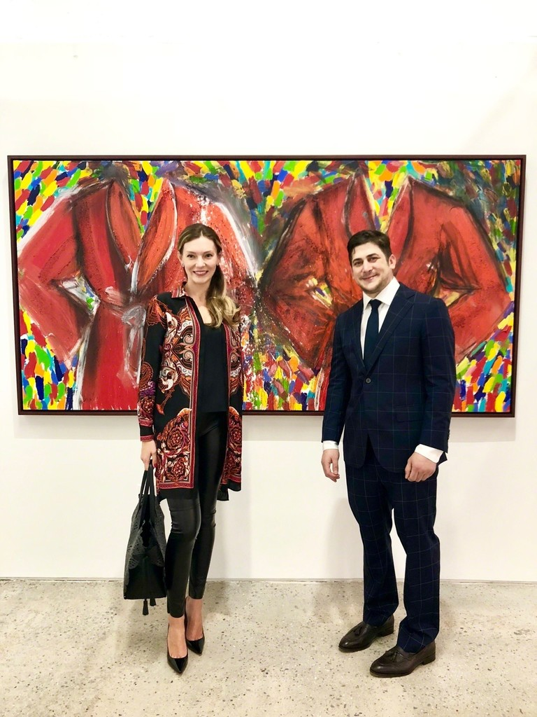 BOCCARA ART Brooklyn Gallery - Liubov Belousova and Matthew Barash