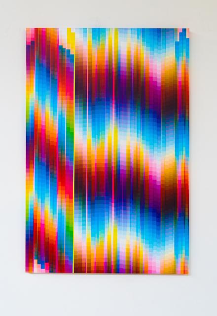 , 'SUBTRACTIVE VARIABILITY 12 ,' 2018, Joshua Liner Gallery