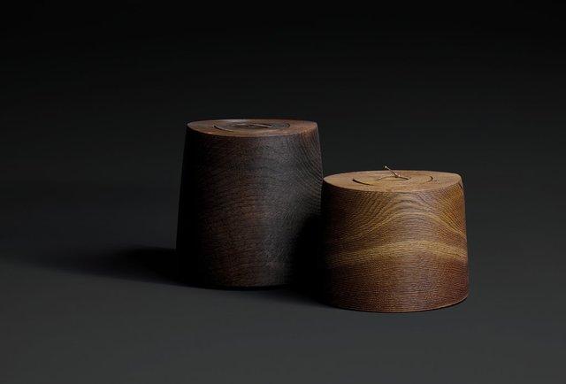 , 'Objects in Oak,' 2012-2013, Taste Contemporary