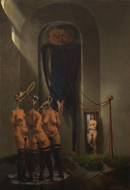 Federico Castellon, 'The Harem Favorite', ca. 1940, Weinstein Gallery