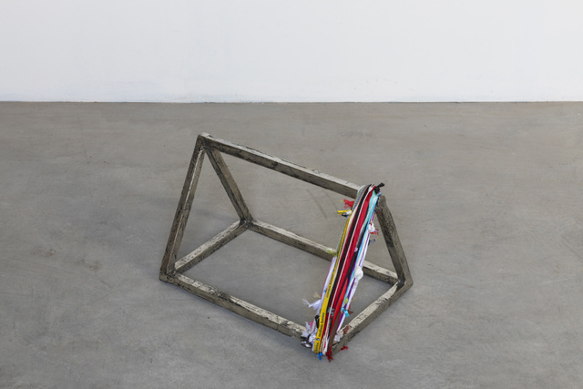 , 'Prisma con perimetro,' 2018, SPROVIERI