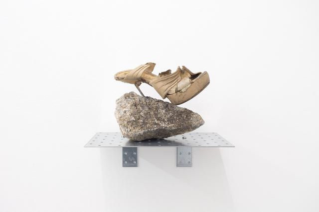 , 'Freeze heels and the evil circle,' 2017, Belenius