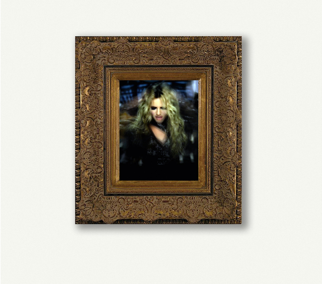 , '(Pop) Icon: Britney,' 2010, bitforms gallery