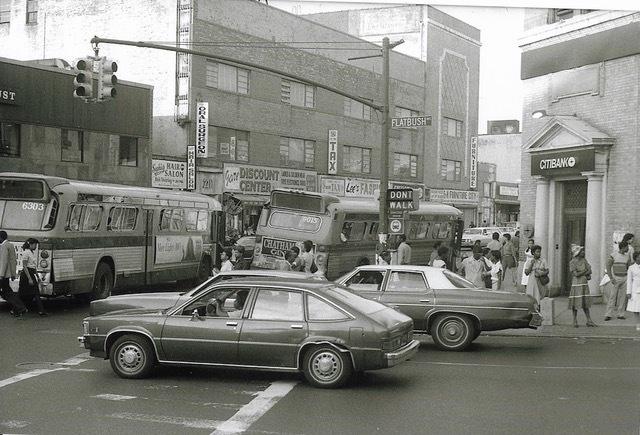 , 'City Life, Brooklyn, NYC,' 1980, Galerie Bene Taschen