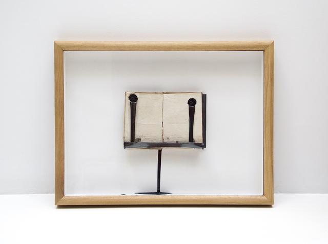 , 'Llibre de pregàries II,' 2018, Galeria Miquel Alzueta
