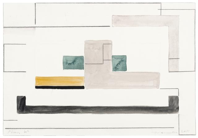 , 'Plan W.,' 2011, Galerie nächst St. Stephan Rosemarie Schwarzwälder