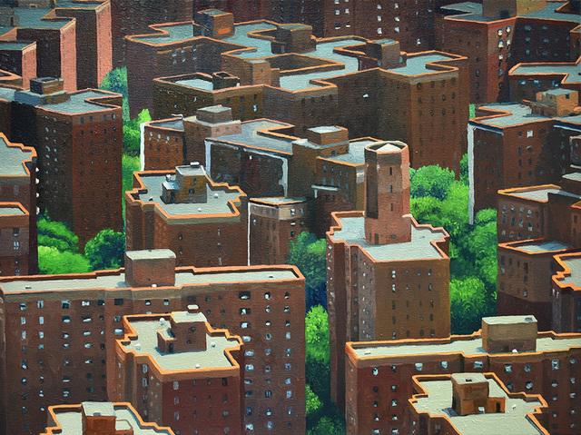 , 'Habitat,' 2019, Davis Gallery & Framing