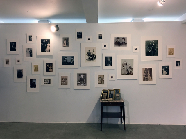 , 'Family Album,' 2016-2018, CENTRAL BOOKING