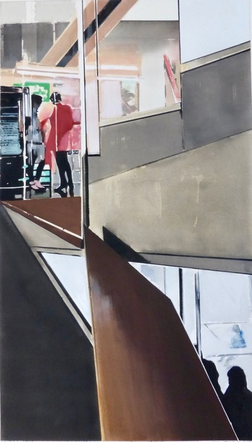 , 'Wanderlust,' 2017, Borzo Gallery