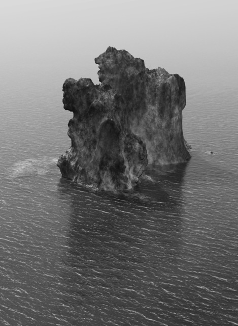 Shao Wenhuan 邵文欢, 'Floating Islands No. 12 ', 2017-2018, Rasti Chinese Art