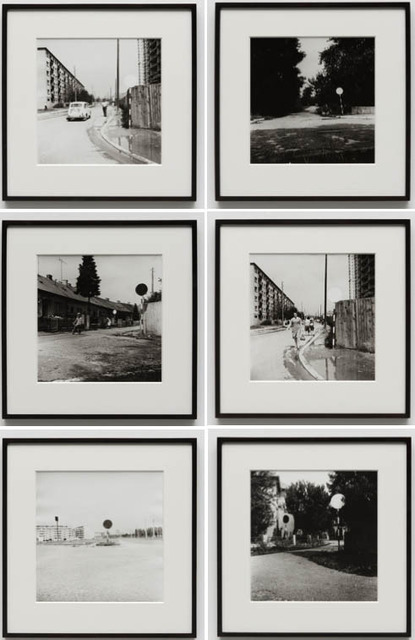, 'Anonymous Steet Action,' 1970, Galerija Gregor Podnar