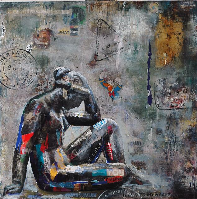 , 'Immigrant No. 4,' 2015, Galerie Huit