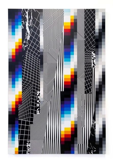 , 'Chromadynamica 49,' 2018, Danysz Gallery