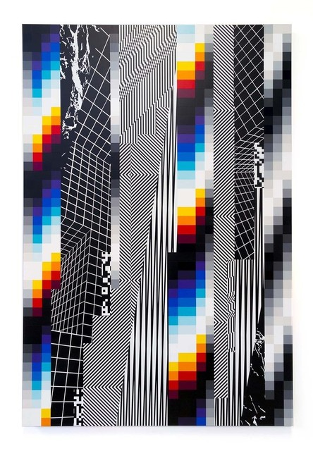 , 'Chromadynamica 49,' 2018, Magda Danysz Gallery