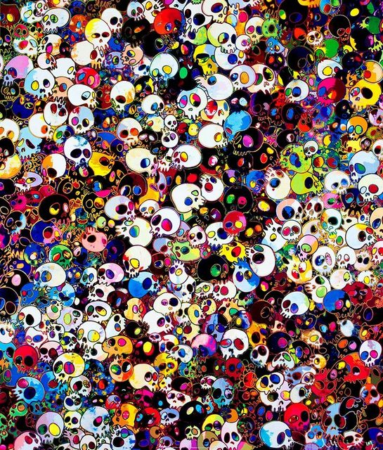 Takashi Murakami, 'There are little people inside me', 2011, ARTETRAMA