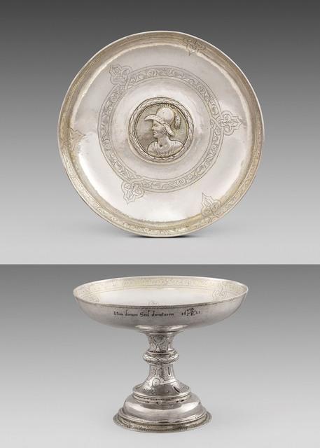 Unknown, 'An Elizabeth I Silver Tazza', 1571, Design/Decorative Art, Silver, Koopman Rare Art