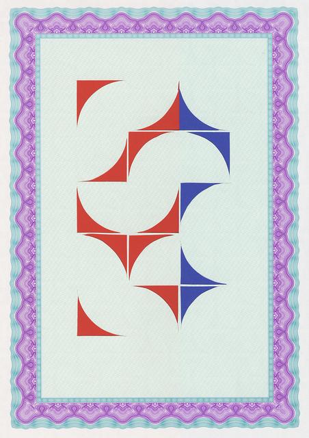 , 'De la serie Artesanías Modernas (8),' , Oficina #1