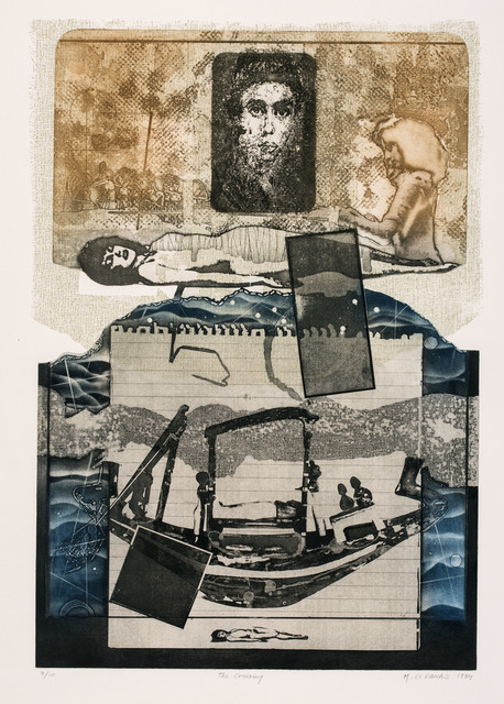 , 'The Cruising,' 1984, Meem Gallery