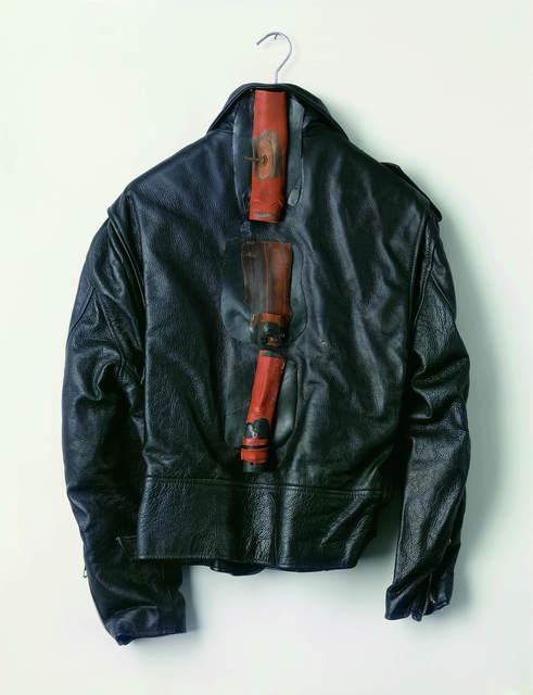 , 'Il chiodo di Corrado (Corrado's Nail),' 1992, Musée d'Art Moderne de la Ville de Paris