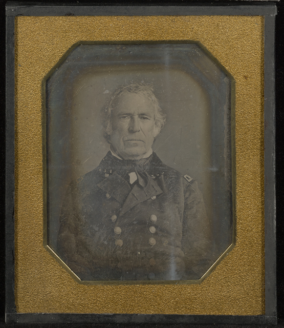 , 'Portrait of Zachary Taylor,' 1847, J. Paul Getty Museum