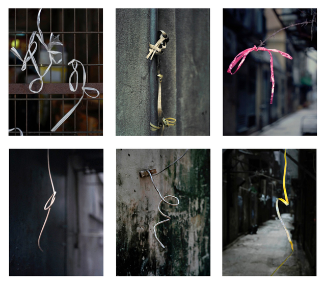 , '#18, Hong Kong String 2, MFT group,' 2014, GALLERY FIFTY ONE