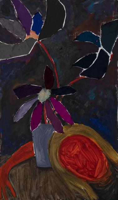 , 'Night Flower,' 2018, Hans Alf Gallery