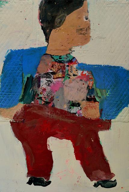 , 'Young Turk,' 2016, Sardac