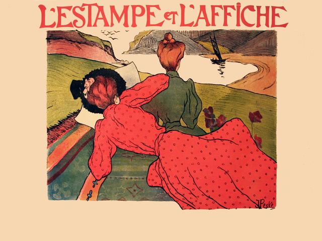 , 'L'estampe et L'affiche - Graphic Arts Publication,' 1898, Omnibus Gallery