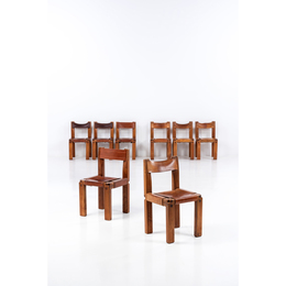 8 Chairs Set, S11 Model