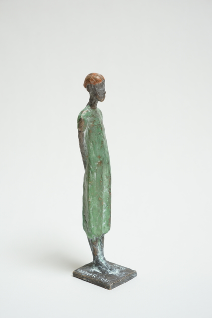, 'Dauni,' 2015, Galleria Doris Ghetta