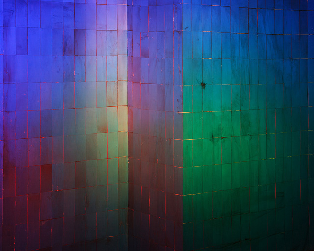 , 'Colourful Wall,' 2015, Blindspot Gallery