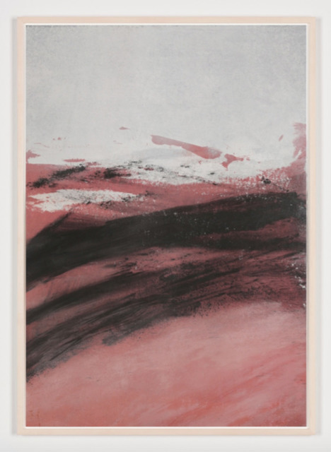 Carla Chan, 'Clouded White – pink brown 沌 白', 2018, A3 Arndt Art Agency