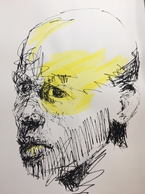 , 'Portrait  ,' 2015, ArtVault