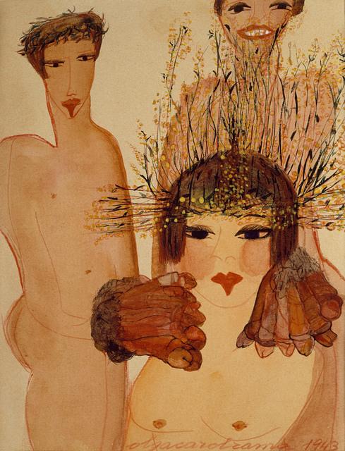 , 'Appassionata (Impassioned),' 1943, Musée d'Art Moderne de la Ville de Paris
