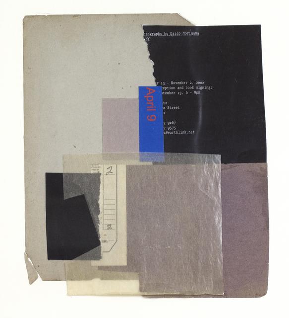 , 'Untitled,' , Davis & Langdale Company, Inc.