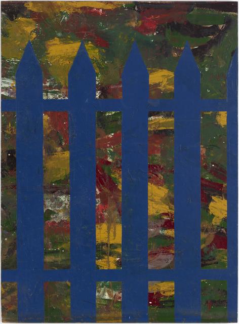 , 'Untitled,' 1966, Galleri Bo Bjerggaard